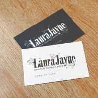 SmoothWove Business Cards