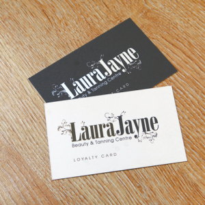 SmoothWove Business Cards