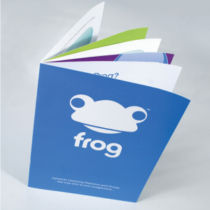 A4 Portrait Booklets : 160gsm Uncoated