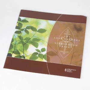 Brochures carré moyen : 100g mat