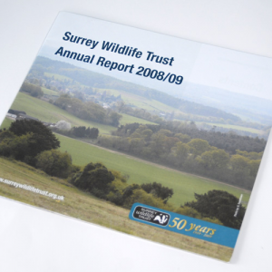 Wide Booklets : 100gsm Uncoated