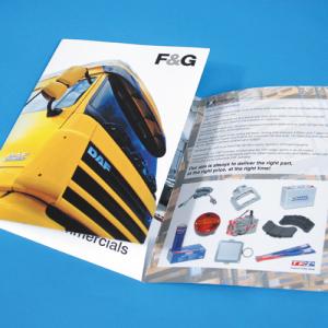 Fabu-Gloss Bio Corporate Folders