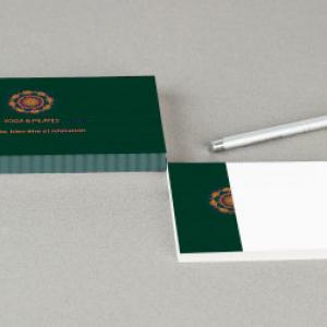 Carte de correspondance Eco