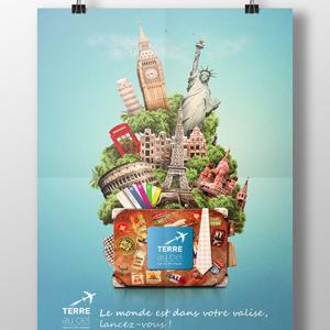 Poster Recyclé