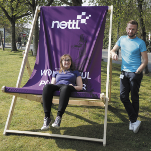 Goliath Deck Chair