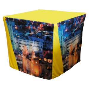 Mexico City Fabric Table