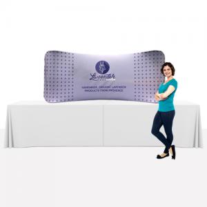Fabric Tabletop Displays