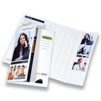 250gsm Digital Folders