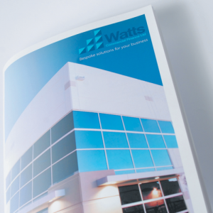 Digital A5 Booklets : Thin White Border : 150gsm