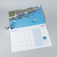 100gsm A4 14mth Digital Calendar : 2 Pages Per Mth