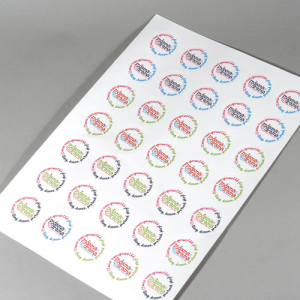 Fast&Few Sticker Sheets