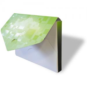 StarMarque Bio Spot UV Fat Folders