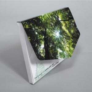 High Capacity Matt Laminated + Spot UV Folders