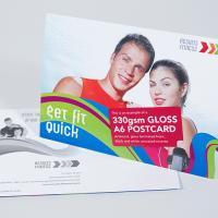 330gsm Gloss Postcards