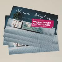 300gsm Gloss Postcards