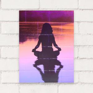 Vinyl for brick walls