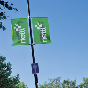 Lamp Post Banners