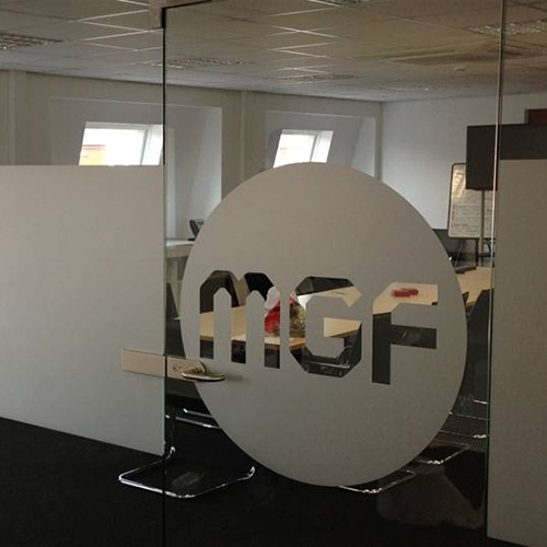Etched Frosted Vinyl Window Panels Printing Com Uk