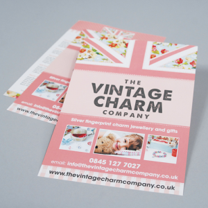 Saver Uncoated Leaflets
