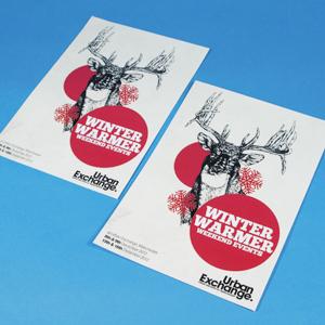 Premium Uncoated Leaflets