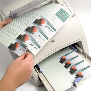 Laser Voucher Sheets