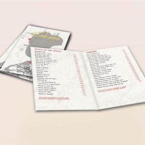 130gsm Silk A5 Stapled Brochures