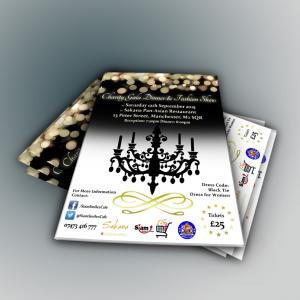 130gsm Silk Leaflets