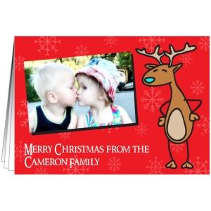 300gsm Trucard Christmas Card (A6 + insert)