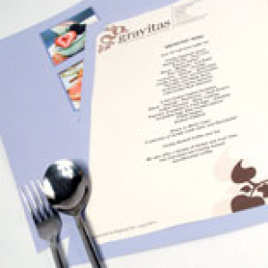 Portes-menu Deluxe