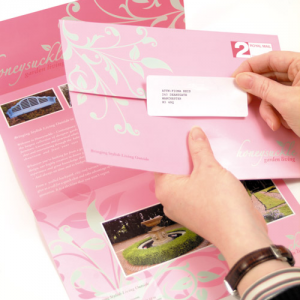 150gsm Gloss One-Piece Mailers