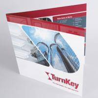 Gloss Laminated Flyers Creased or Shaped