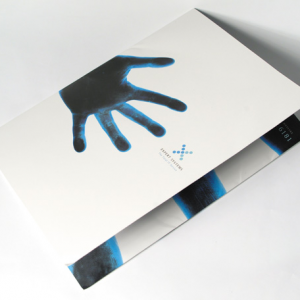 StarMarque Spot UV Peel & Stick Folders