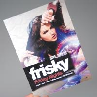 Promo Gloss Flyers