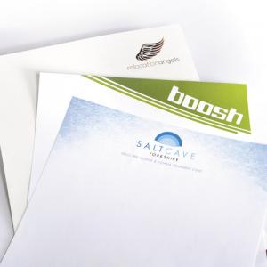 Standaard briefpapier