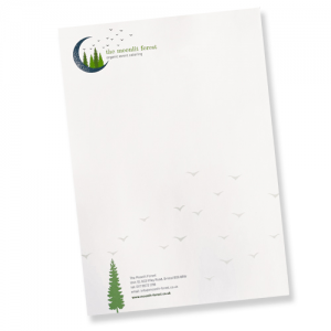 120gsm Recycled Stationery