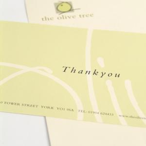 120gsm Natural Cotton Stationery