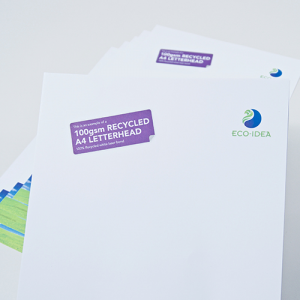 100gsm Recycled Stationery