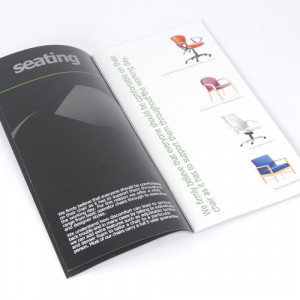 UKM 120gsm uncoated 1/3rd A4 Booklet