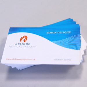 UKM 300gsm Uncoated Business Card