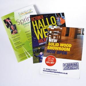 Leaflets Standard