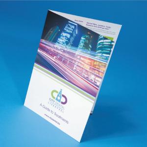 Folded Leaflets Standard