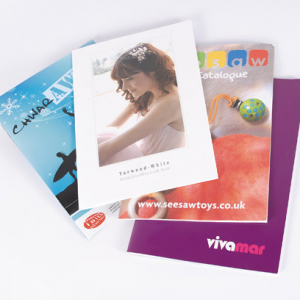 A5 Portrait Booklets 100gsm Uncoated