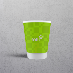Printed Recyclable Paper Cups