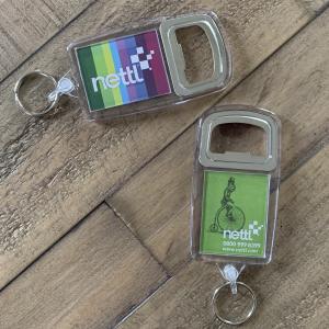 Porte-clés en acrylique