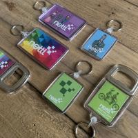 Acrylic Keyrings