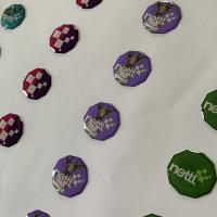 Domed Epoxy Resin Stickers