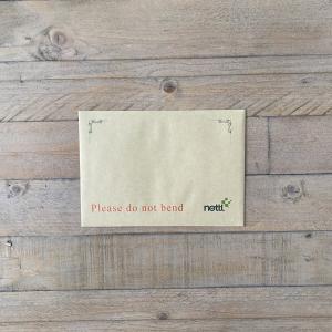Enveloppes à dos en carton manille