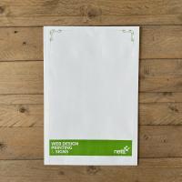 White Gusset Envelopes