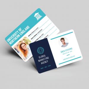 Plastic Photo ID Card