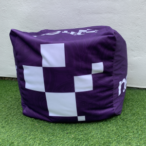 Cube Bean Bag Outdoor Use